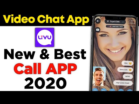 Best Free Video Chat Only Girls Live | Random Video Chat App 2020