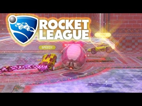 Rocket League Customs w/ The Crew - Hyper Offense vs. Hyper Defense
