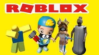 LUCCAS NETO DOLL ENTERED INTO THE ROBLOX