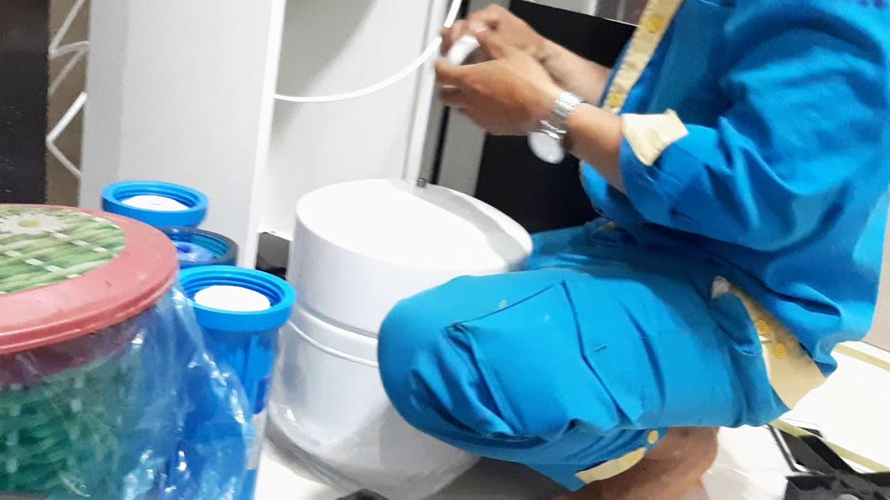 Hướng dẫn lắp đặt và sử dụng máy lọc nước R.O – karofi