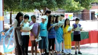 Hoạt cảnh - Hát - Đọc: BÊN EM ĐANG CÓ TA - Trường VHVN Marrickville, Sydney - Lớp 2