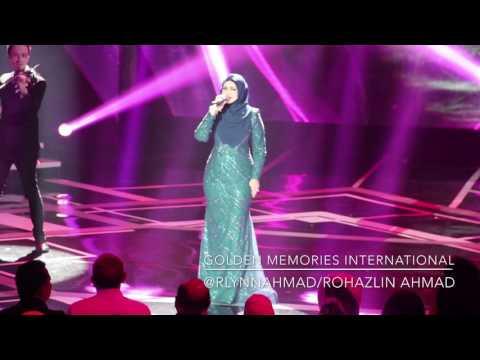 Bukan Cinta Biasa - Dato' Siti Nurhaliza [LIVE GOMES]