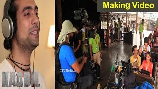 making of kaabil hoon video song   kaabil   hrithik roshan yami gautam