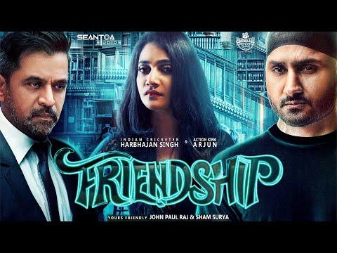 Friendship - Official First Look Motion Poster [Tamil] | Harbhajan Singh | Arjun | Losliya