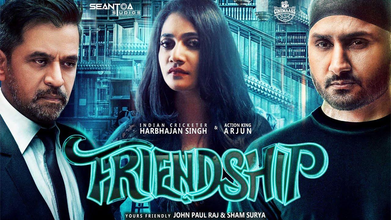 Friendship - Official First Look Motion Poster [Tamil] | Harbhajan Singh |  Arjun | Losliya - YouTube