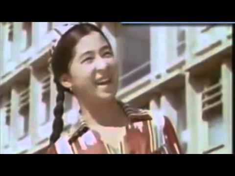 Узбекская песня Uzbek Song Санобар Рахманова поет узбекскую песню Бахтим хамиша ёрим