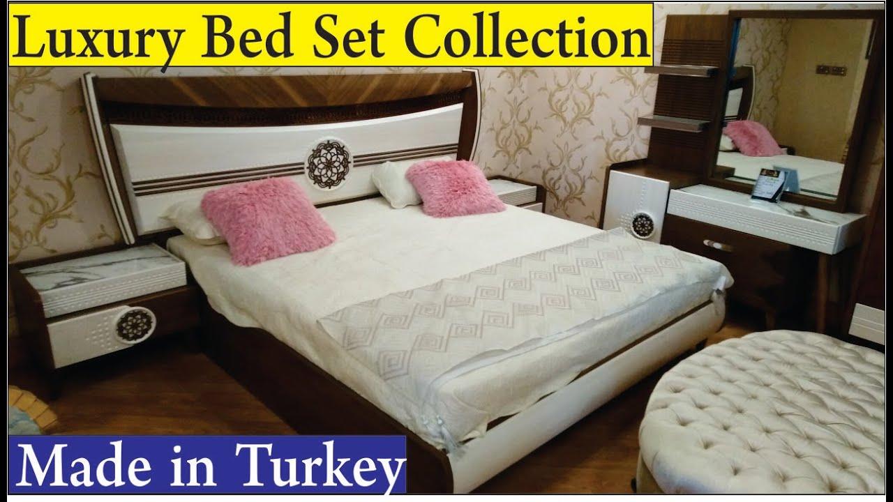 Luxury Bed Turkey Pakistani Design Bridal Modern Luxury Bed Design Shamo Jee Interior Youtube