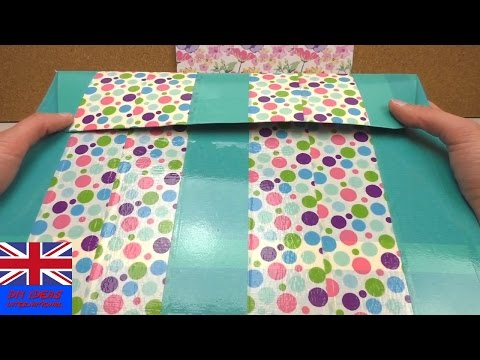 Folder Decoration using washi tape   Creative Ideas for afternoon   Back to school