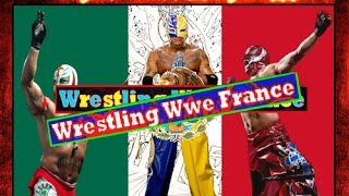 WWE Rey Mysterio Theme Song (2006 - ...)