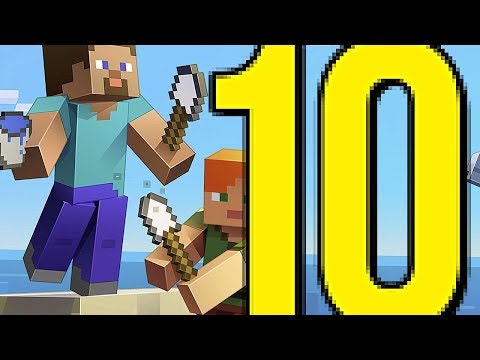 Minecraft 10 lat później