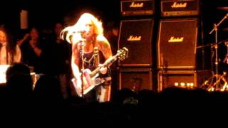 Lita Ford - Back to the Cave - M3 2011