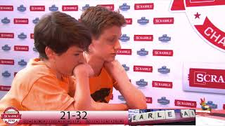 National School Scrabble Championship 2018, Playoff Round