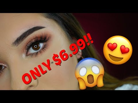 8a7ac9cf300 NEW- KISS TRIPLE PUSH UP FAUX MINK LASHES - YouTube