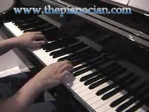 Plain White T's - Hey There, Delilah piano cover