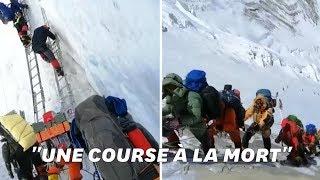 Un grimpeur raconte l'enfer de l'ascension de l'Everest