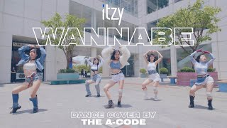 Baixar [KPOP IN PUBLIC CHALLENGE] WANNABE - ITZY Dance Cover | The A-code from Vietnam
