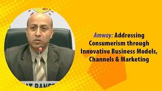 Amway   Addressing Consumerism through