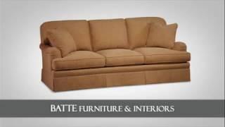 Batte Furniture Online Sherrill Sofa Informercial