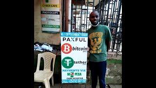 P2P Street Crypto Vending via Mobile Money in Kenya with Lewis Mutugi (Nairobi, Kenya)