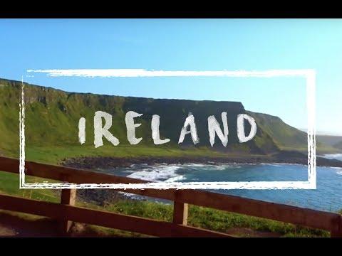 Ireland Summer 2017 Travel Vlog