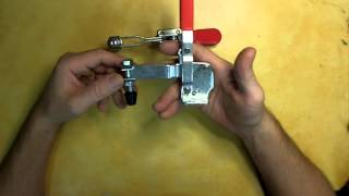 Harbor Freight Toggle Clamps Review