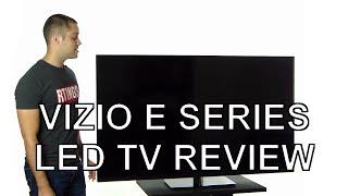 Vizio E Series LED TV Review