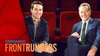 Bryan Cranston - Trumbo  | Fandango FrontRunners Season 4 (2016)