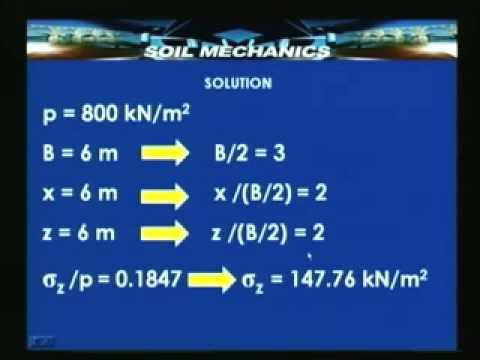 Lecture - 31 Soil Mechanics
