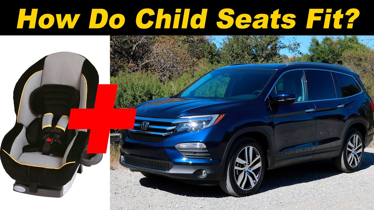 honda pilot captains chairs cosco high 2016 child seat review youtube