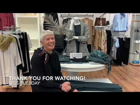 Tigs Tuesday - Fall Eileen Fisher