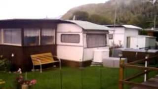Vista del camping LAZY RANCHO
