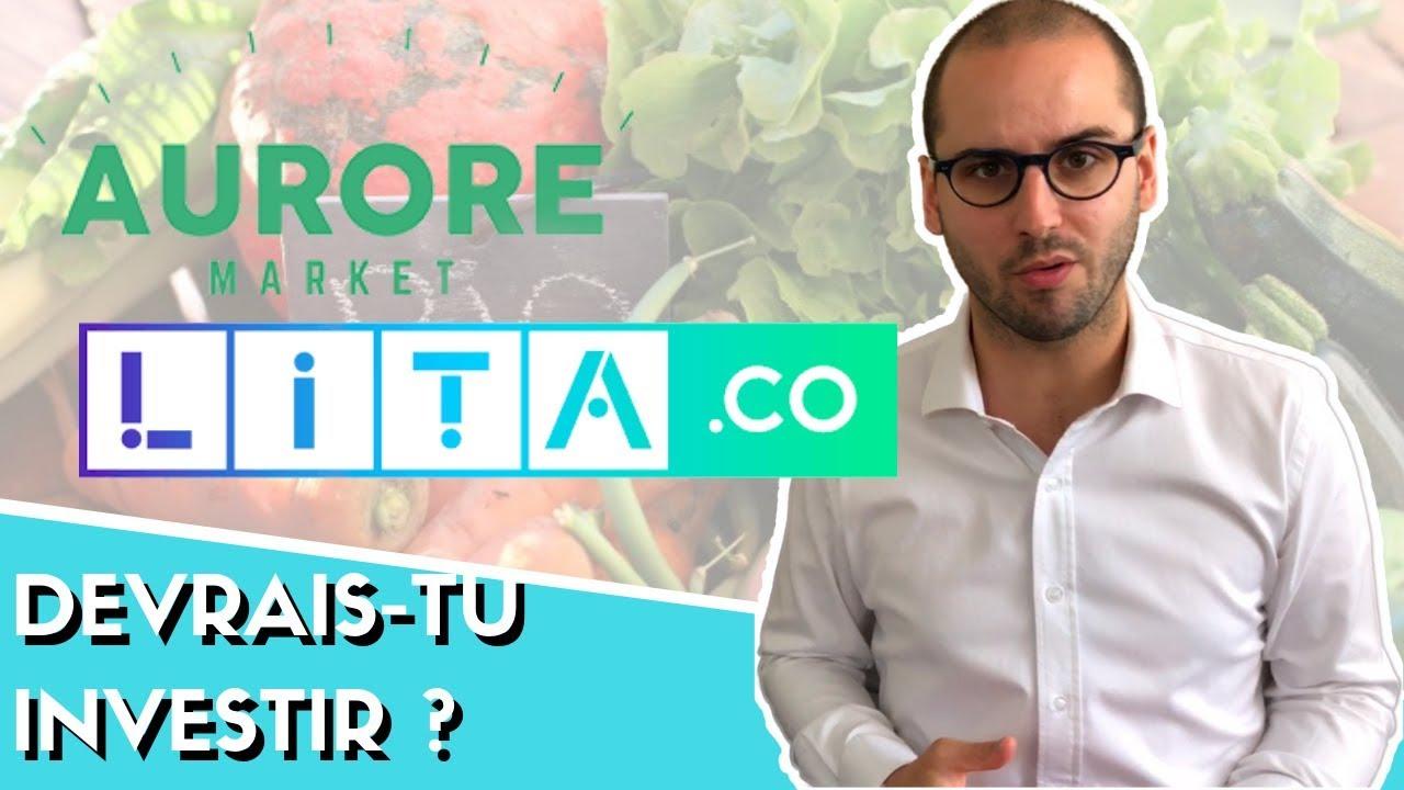 Download Aurore Market sur Lita.co : Devrais-tu investir ? Mon analyse et avis