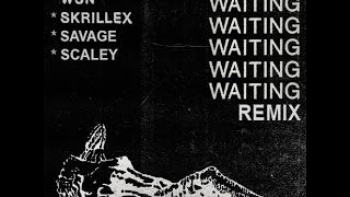 Rl Grime What So Not Skrillex Waiting Savage Scaley Remix