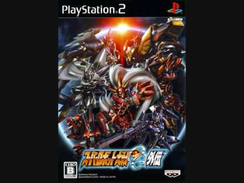 Super Robot Wars OGG - Everywhere You Go
