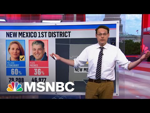 Kornacki: What New Mexico's Special Election Means For 2022