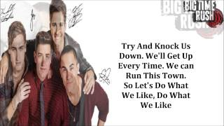 Big Time Rush-24/Seven [Lyrics]
