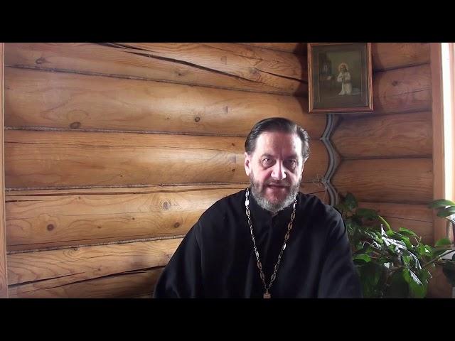 Протоиерей Игорь Выжанов. Отношение Православия к иным конфессиям. Беседа №2