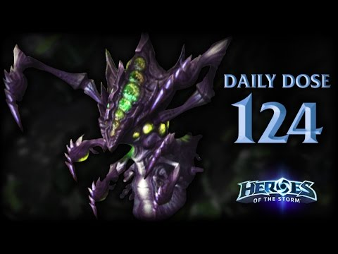 Heroes of the Storm - Daily Dose Episode 124: Monstrosity Attack