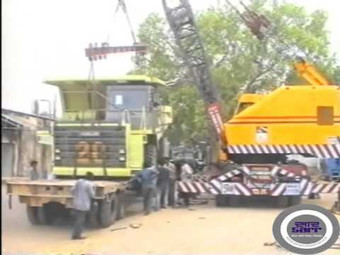Sarr Freights - ODC Transportation - Road Transportation in India