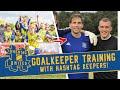 Hashtag United Goalkeeper Training  2