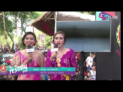 Live Streaming Opening Pesta Kesenian Bali (Bali Arts Festival) 2017