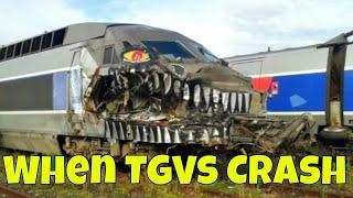 When TGVs Crash