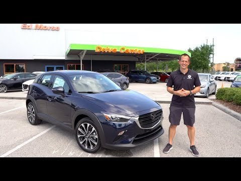 Is the 2019 Mazda CX-3 the RIGHT compact SUV for YOU?
