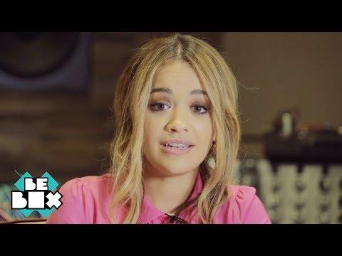 'Finish The Lyrics' With Rita Ora | BeBoxMusic