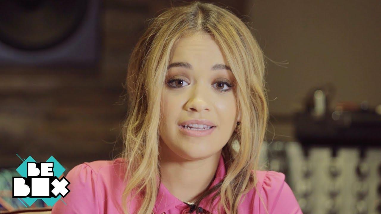 Rita Ora forgets the lyrics to Madonna and Charli XCX songs