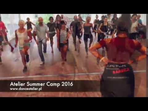 Atelier Summer Camp 2016 - Dance Atelier
