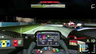 iRacing : Night Time is the Right Time (P/GT @ Sebring Night)