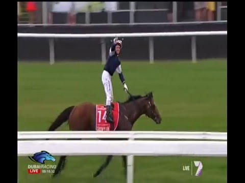 Emirates Melbourne Cup 2012 G1 -  Green Moon