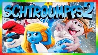 Video Les Schtroumpfs 2 - FRANÇAIS - L'histoire du cinéma - kids movie - The Smurfs (Videogame movie) download MP3, 3GP, MP4, WEBM, AVI, FLV Desember 2017