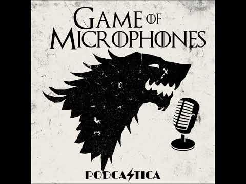 Game of Microphones 3: Gwendoline Christie (Brienne)